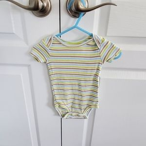 Carters baby diaper shirt size 3 months